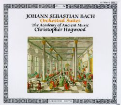 Bach: Orchestra Suites BWV.1066-1069