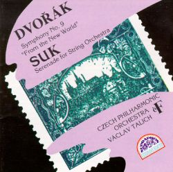 Dvorák: Symphony No.9; Suk: Serenade for String Orchestra