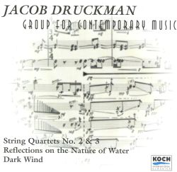 Jacob Druckman Reflections On The Nature Of Water