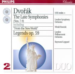 Dvorák: The Late Symphonies