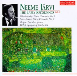 Neeme Järvi - Neeme Järvi-The Early Recordings, Vol. 3
