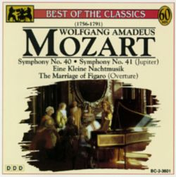 Best of the Classics: Wolfgang Amadeus Mozart - Various ...