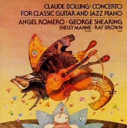 Claude Bolling: Concerto for Classic Guitar and Jazz Piano