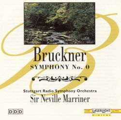 Neville Marriner - Bruckner: Symphony No. 0