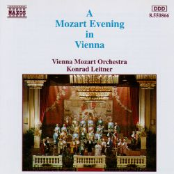 Konrad Leitner - A Mozart Evening in Vienna
