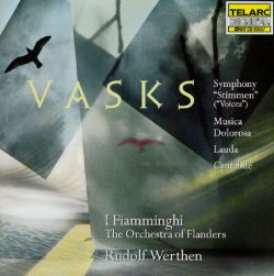 Rudolf Werthen / I Fiamminghi, The Orchestra of Flanders - Music of Peteris Vasks