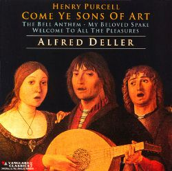 Alfred Deller - Purcell: Come Ye Sons Of Art