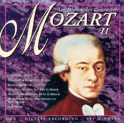 The Masterpiece Collection - Wolfgang Amadeus Mozart II ...