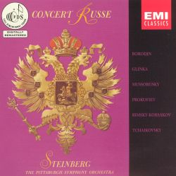 William Steinberg - Concert Russe