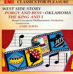 Carl Davis - West Side Story; Porgy and Bess; Oklahoma; The King and I