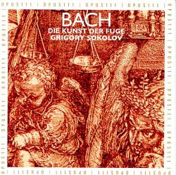 Bach: Der Kunst der Fuge; Partita in C minor