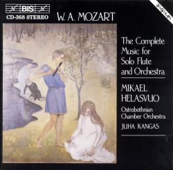 Mozart: Complete Music for Solo Flute & Orchestra - Mikael