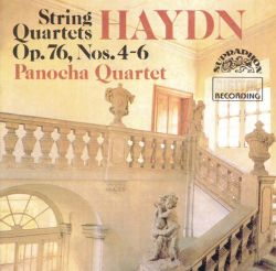 Haydn: String Quartets Op. 76/No. 4-6