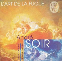 J.S. Bach: L'Art de la Fugue