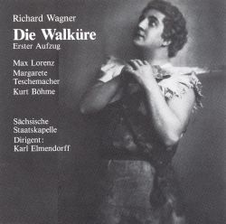 Wagner: Walküre (first act)