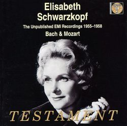 Elisabeth Schwarzkopf - Elisabeth Schwarzkopf: The Unpublished EMI Recordings, 1955-1958