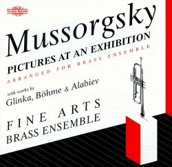 Mussorgsky: Pictures at an Exhibition (Arranged for Brass Ensemble)