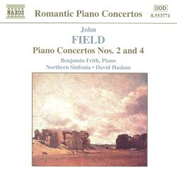 Benjamin Frith / David Haslam / Royal Northern Sinfonia - Field: Piano Concertos, Vol. 2