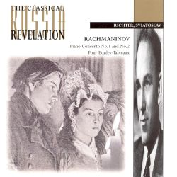 Sviatoslav Richter - Rachmaninov: Concerto for piano in Cm; Concerto for piano in F#m