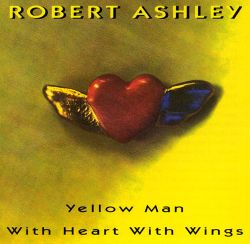Ashley: Yellow Man With Heart With Wings