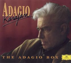 Herbert von Karajan - The Adagio Box (Box Set)
