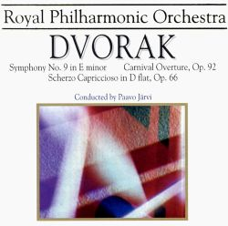"Dvorák: Symphony No. 9 ""From the New World"""
