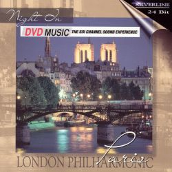London Philharmonic Orchestra - Night in Paris [Video DVD]