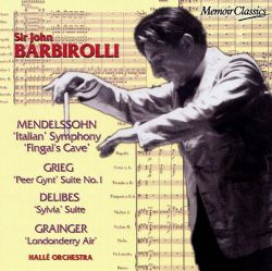 John Barbirolli - Sir John Barbirolli