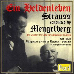 Willem Mengelberg - Mengelberg conducts Strauss