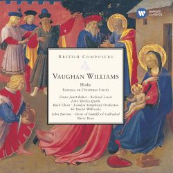 Janet Baker / Richard Lewis / John Shirley-Quirk / David Willcocks - Vaughan Williams: Hodie & Fantasia on Christmas Carols
