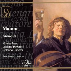 Peter Maag - Massenet: Manon