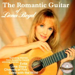 Romantic Guitar of Liona Boyd