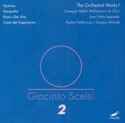 Scelsi: Orchestral Works 1