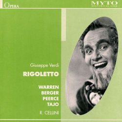 Leonard Warren / Renato Cellini - Verdi: Rigoletto