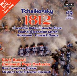 Tchaikovsky: 1812 Overture & Other Orchestral Works