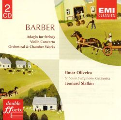 Barber: Orchestral and Chamber Works