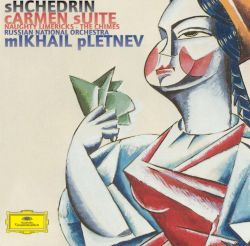 Shchedrin: Carmen Suite; Naughty Limericks; The Chimes