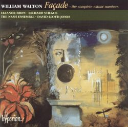 Nash Ensemble / David Lloyd-Jones / Eleanor Bron / Richard Stilgoe - Walton: Facade