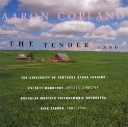 University of Kentucky Opera Theatre / Kirk Trevor - Copland: The Tender Land