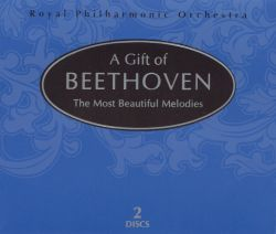 A Gift of Beethoven: The Most Beautiful Melodies