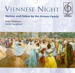 Viennese Night: Waltzes and Polkas by the Strauss Family