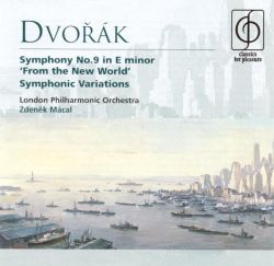 "Dvorak: Symphony No. 9 in E minor ""From the New World""; Symphonic Variations"