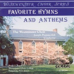 Favorite Hymns and Anthems