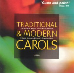 Carols from the Old and New Worlds, Vol. 2