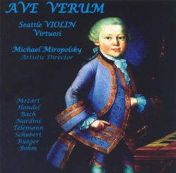 Seattle Violin Virtuosi - Ave Verum