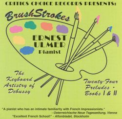 Brush Strokes: The Keyboard Artistry of Debussy