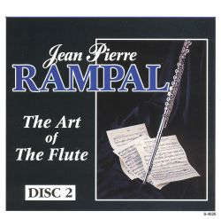 Jean-Pierre Rampal - The Art of the Flute, Vol. 2