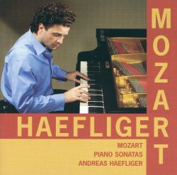 Haefliger Plays Mozart