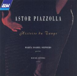 Astor Piazzolla - Histoire du Tango: Piazzolla - Music for Violin and Guitar