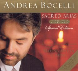 Andrea Bocelli - Sacred Arias [Special Edition] [CD & DVD]
